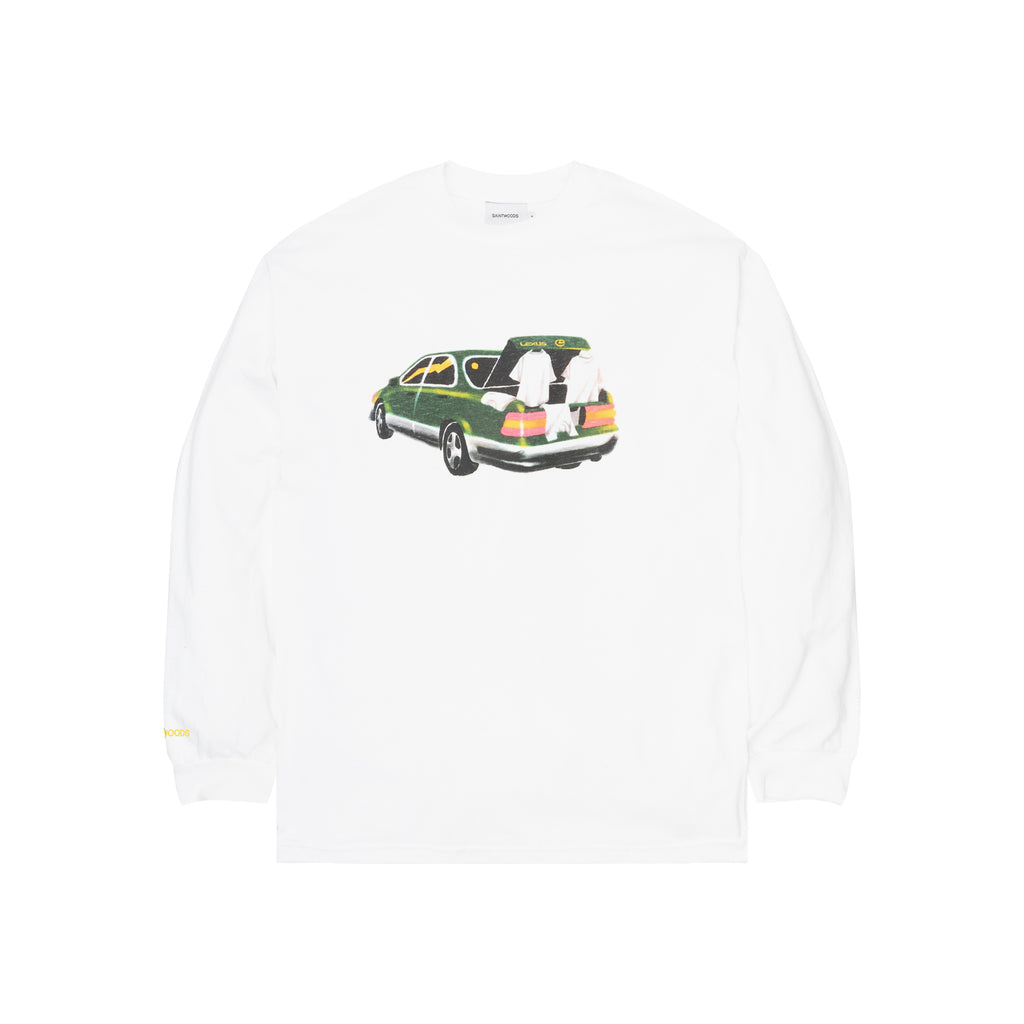 Lexus Longlseeve - Long Sleeves - Saintwoods
