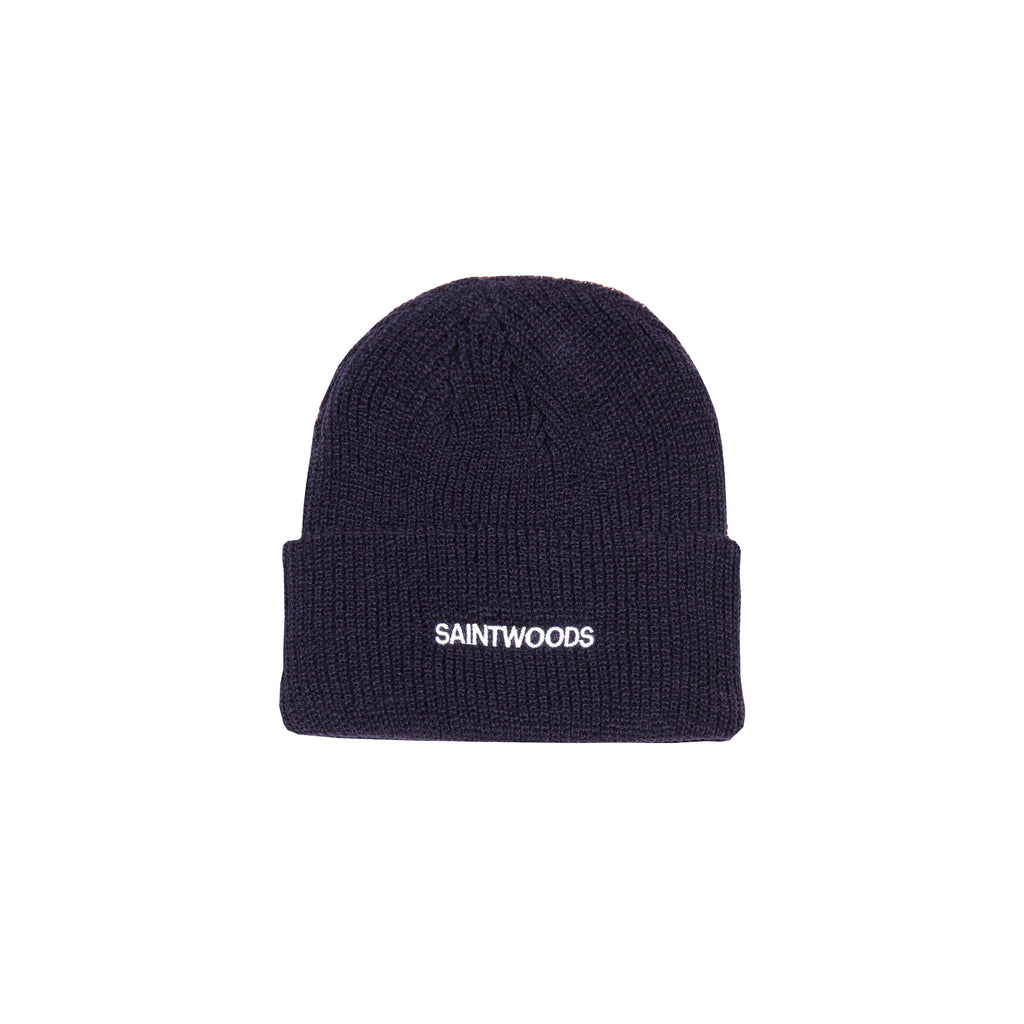 Navy Tuque - Hats - Saintwoods