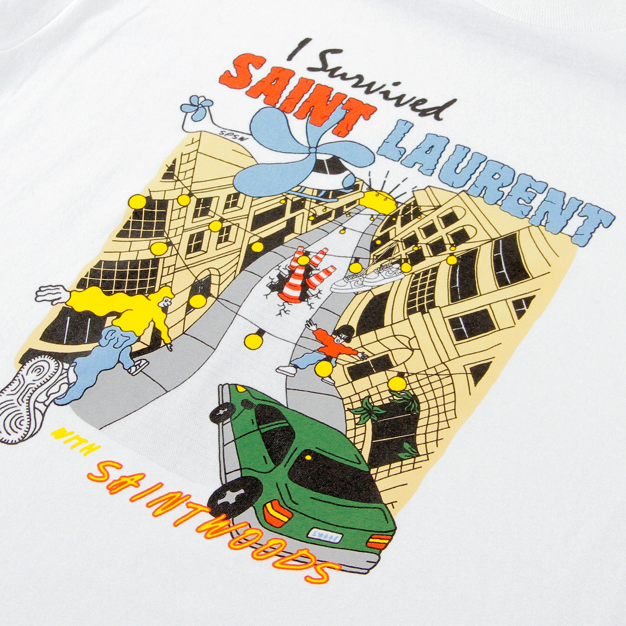 I Survived Tee - T-Shirts - Saintwoods