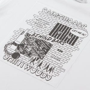 Behind Bars Tee - T-Shirts - Saintwoods