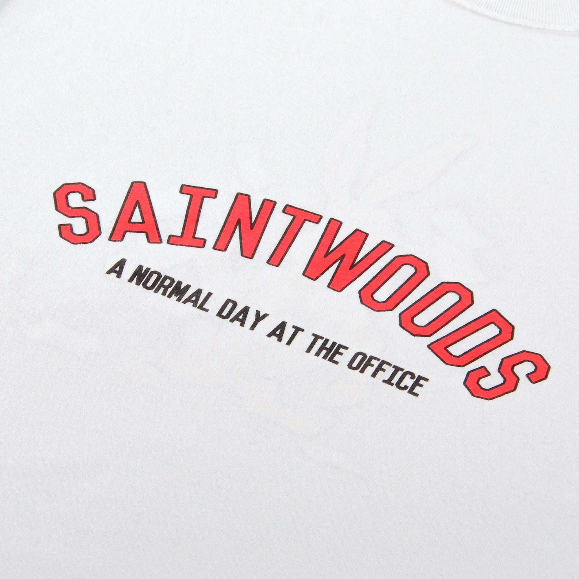 Normal Day Reversible Tee - T-Shirts - Saintwoods