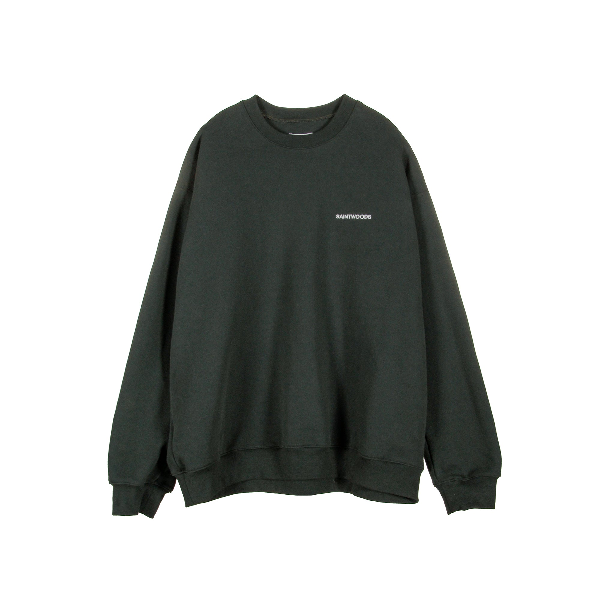SW Forest Green Sweatshirt - Crewnecks - Saintwoods