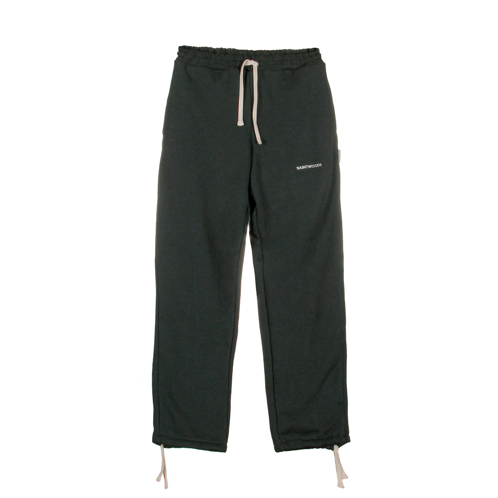 SW Forest Green Sweatpants - Pants - Saintwoods