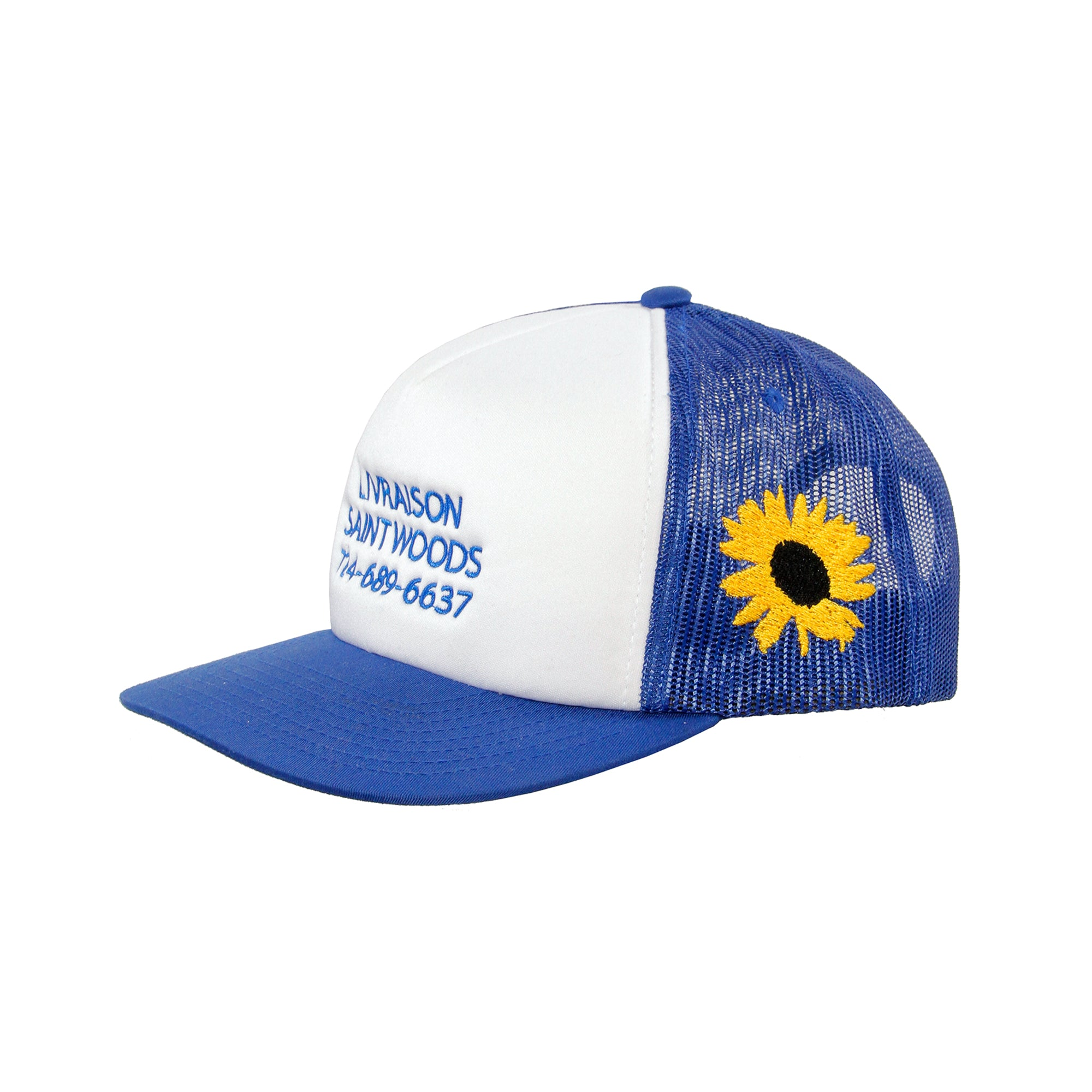 Flower Shop Hat - Hats - Saintwoods