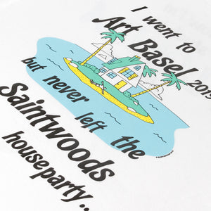 Stuck In Florida Tee - T-Shirts - Saintwoods