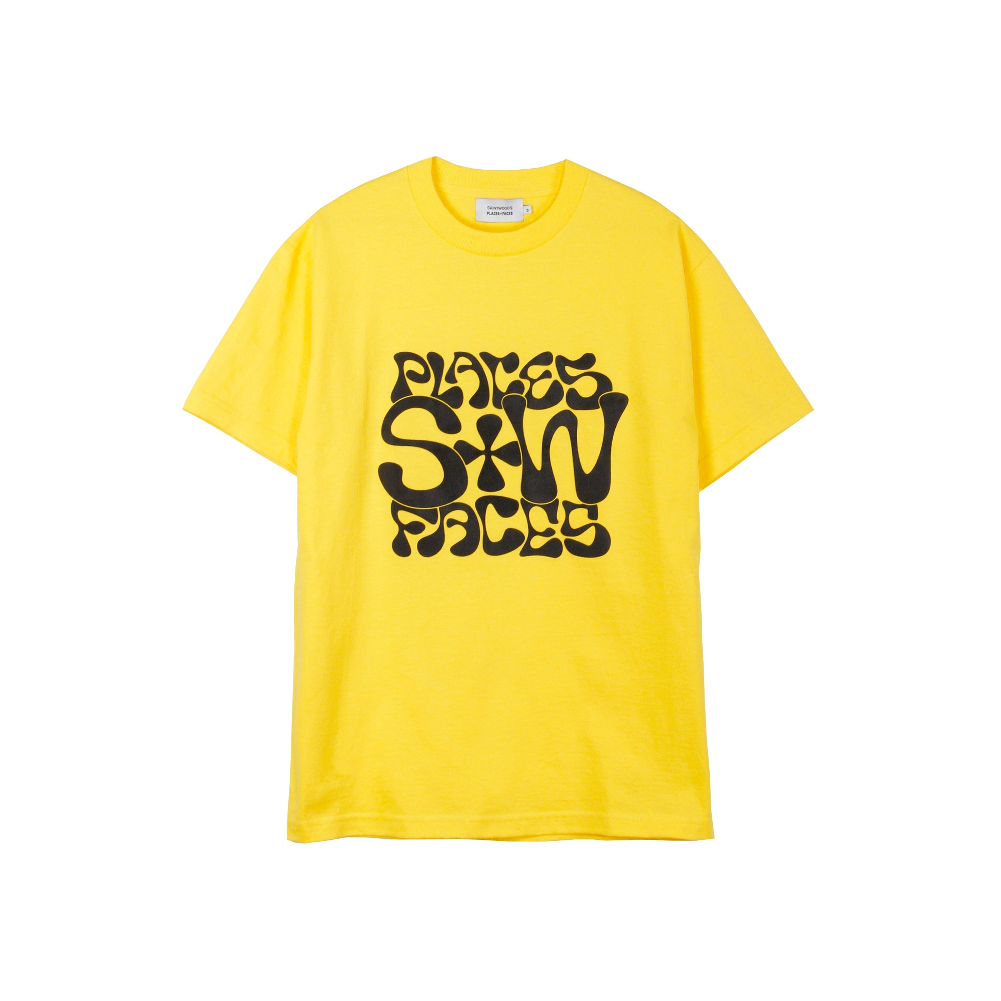 P+F / SW Tee - T-Shirts - Saintwoods