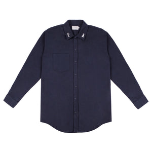 L/S Oversized Work Shirt