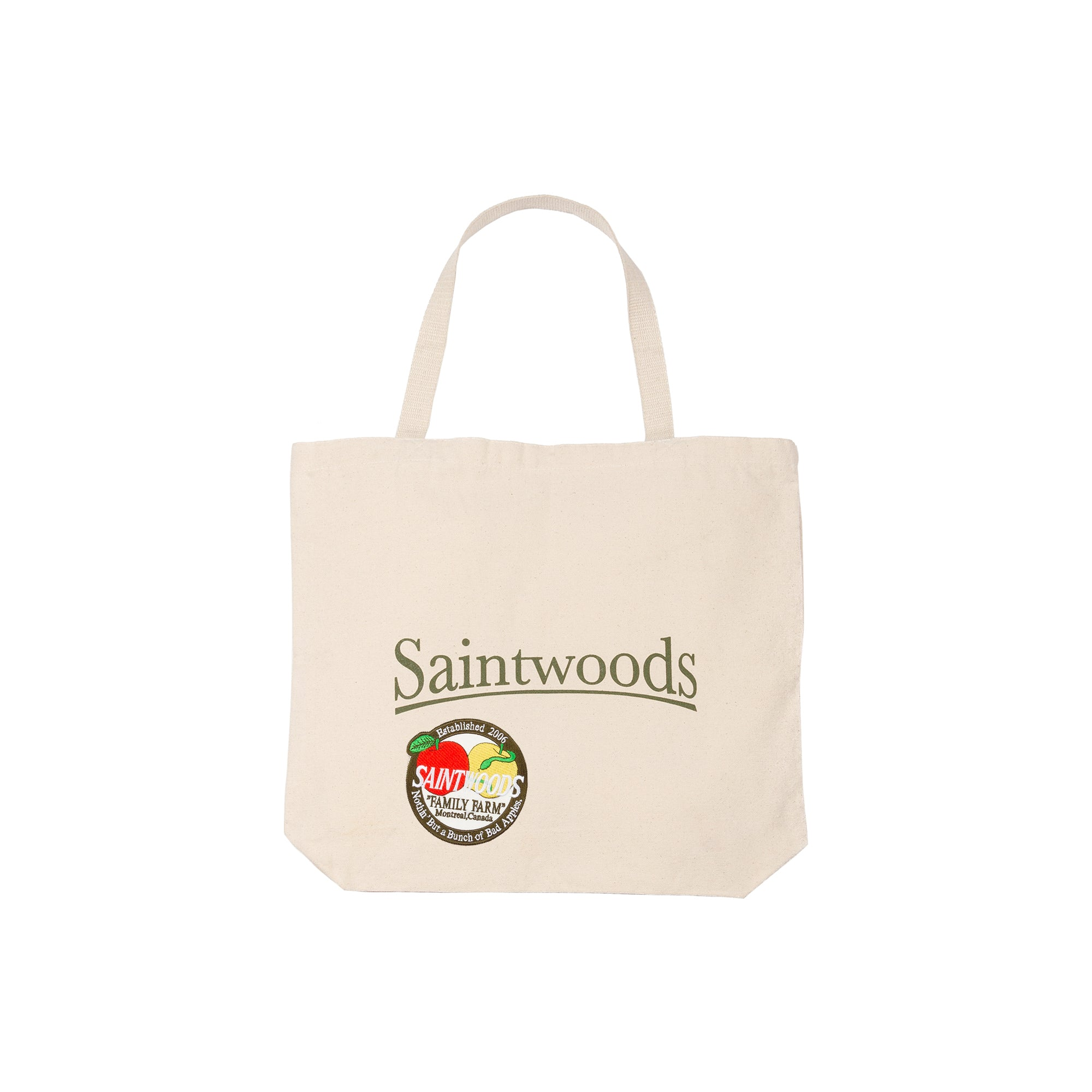 Family Farm Tote - Bags - Saintwoods