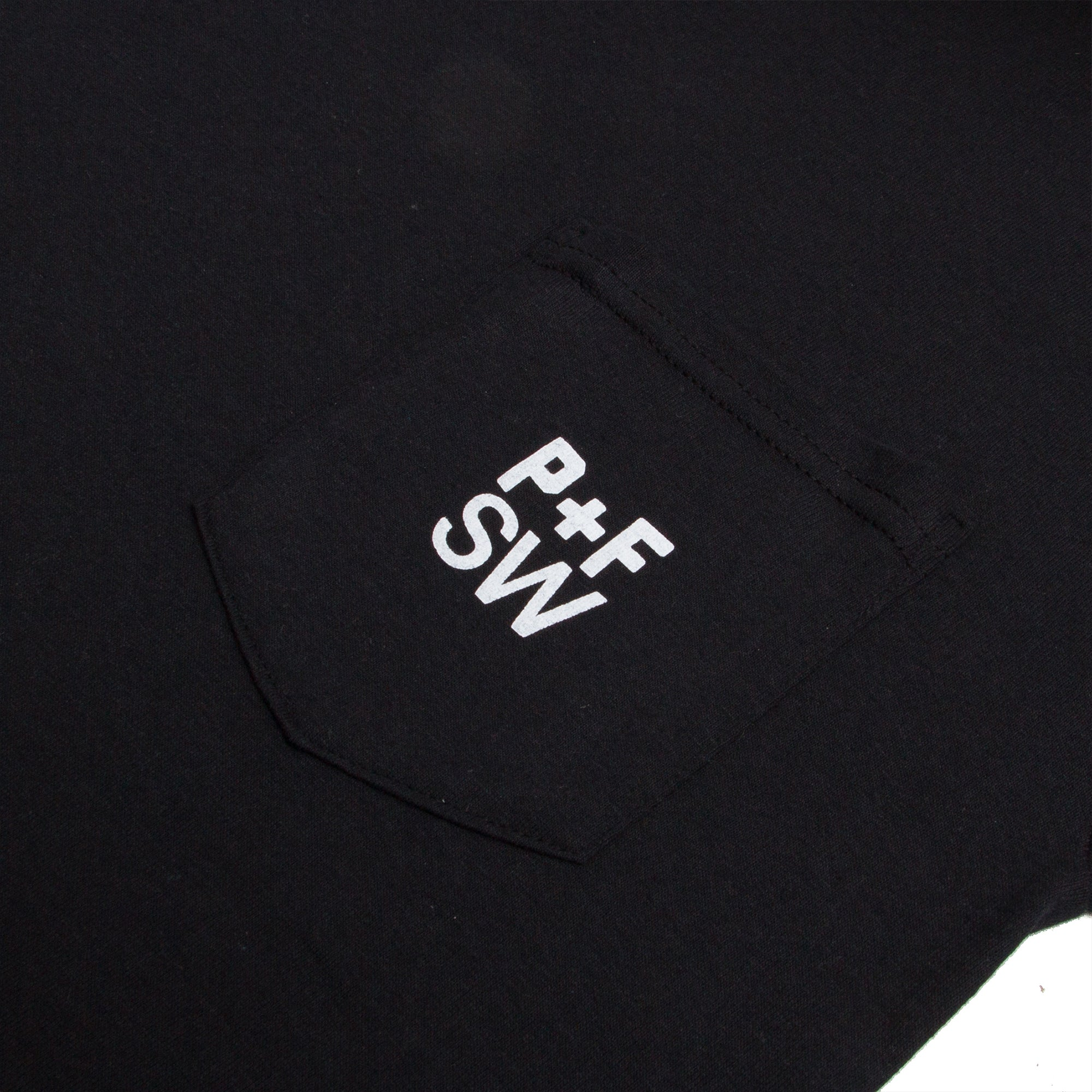 P+F & SW Pocket Tee - T-Shirts - Saintwoods