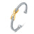 INFINITY Bangle Twisted Cable
