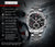 VENZO PAGANI CX-2492 - Chronograph Sport Watch