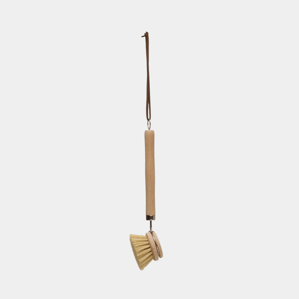 Bamboo Long Handle Brush