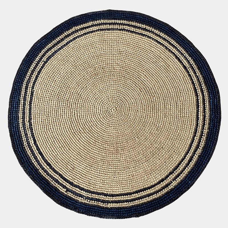 Handwoven Placemat Two Tone