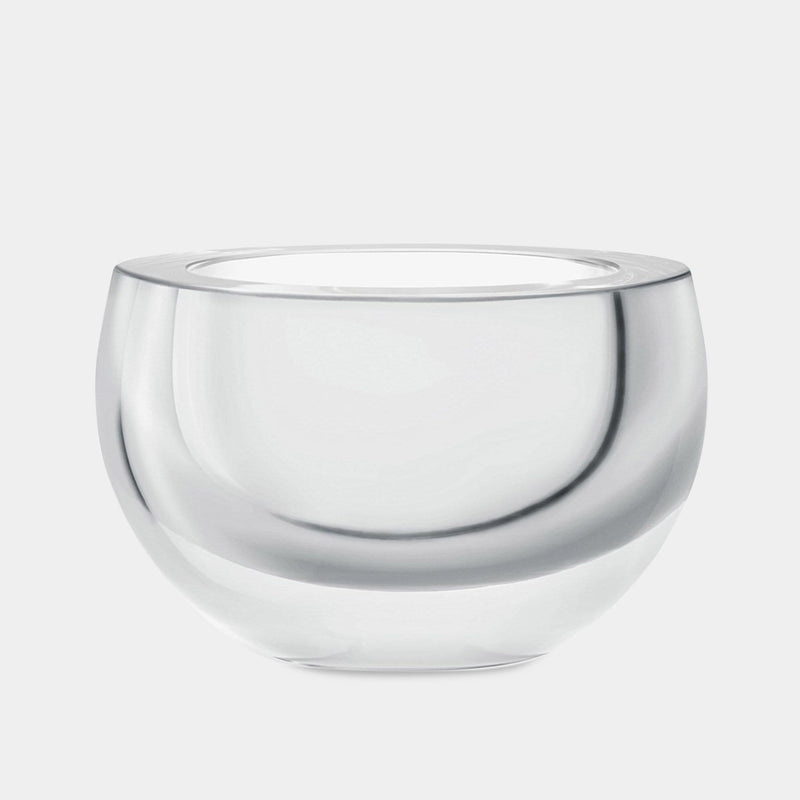 Solid Glass Host Bowl