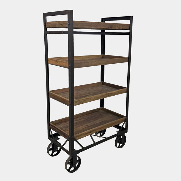 Industrial Rolling Rack
