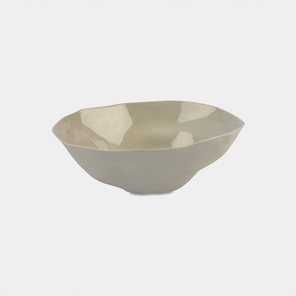 Kier Design Stoneware Bowl in Stone