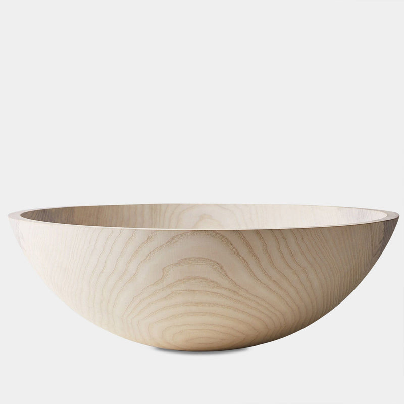 Wooden Bowls in Pearl