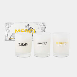 Merci Candle Trio