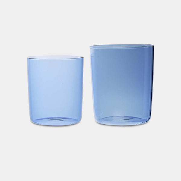 Azure Tumbler Set of 4 in Large