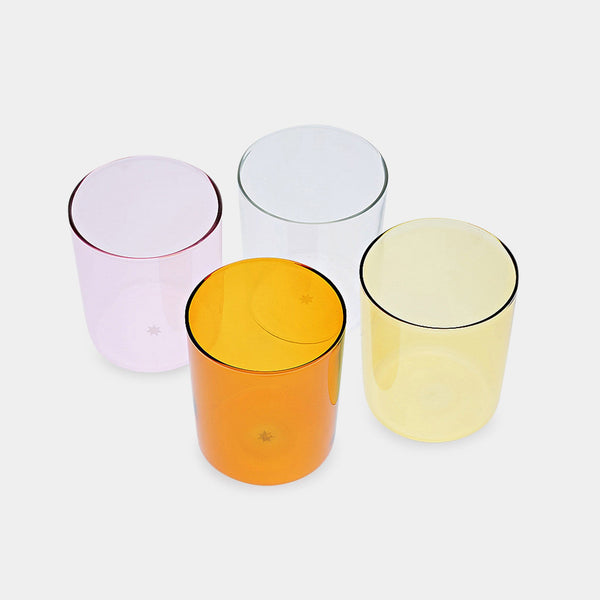 Summer Color Tumbler Set