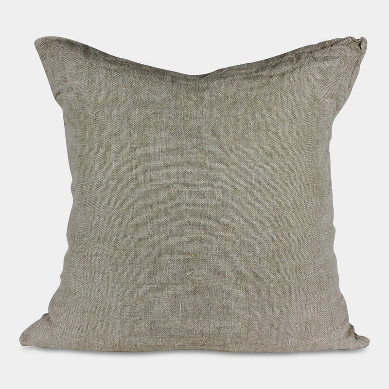Organic Natural Linen Pillow