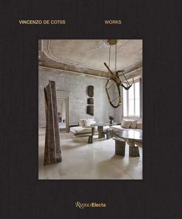Vincenzo De Cotiis - Works