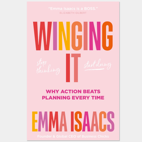 WINGING IT | EMMA ISAACS
