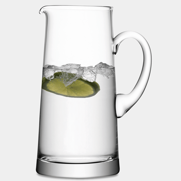 Kier Design Tapered Glass Pitcher