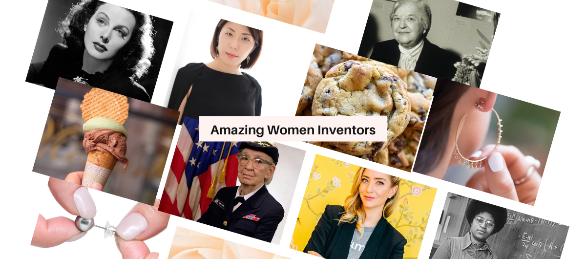 Life Changing Inventions by Women - In Celebration of Women's History Month