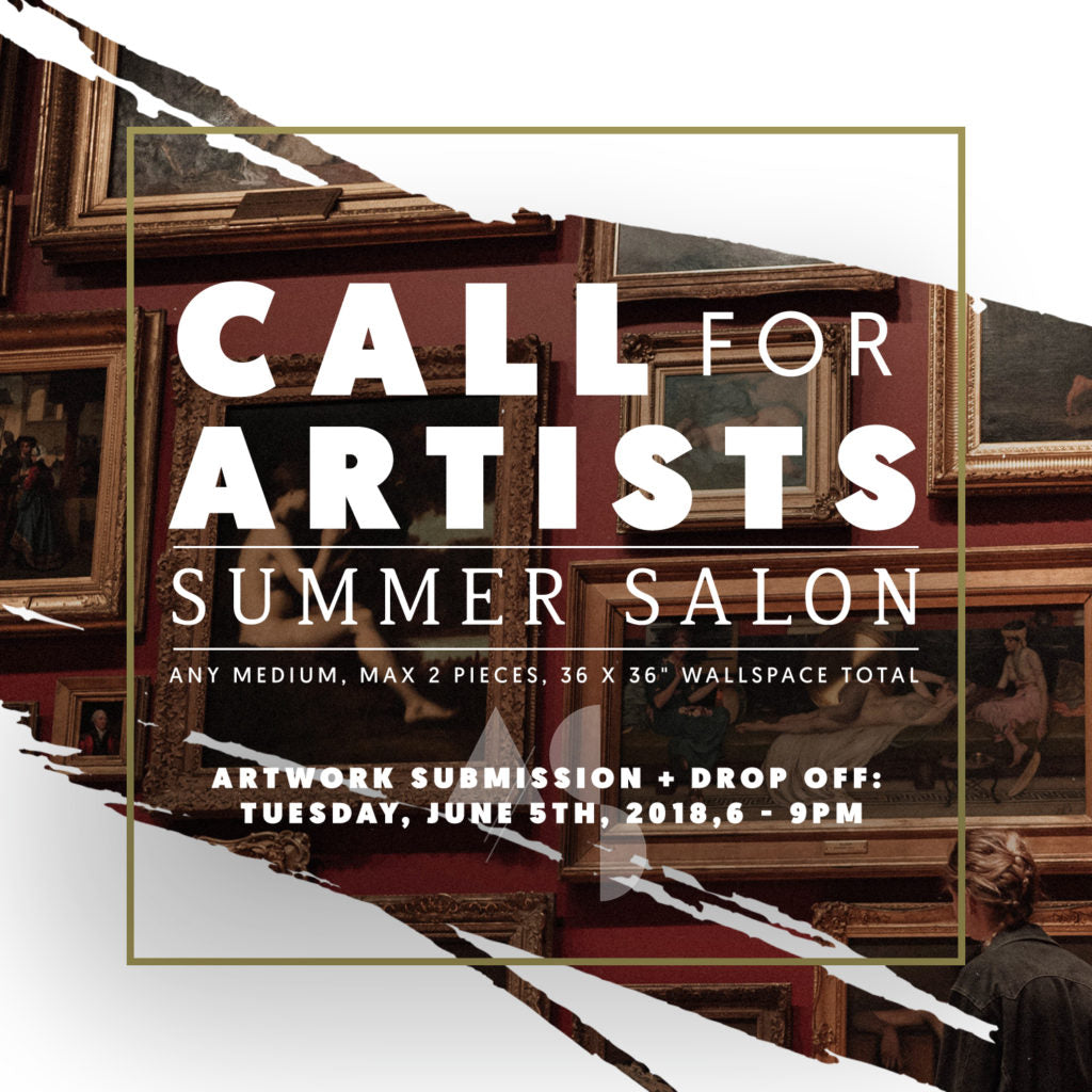 COME & VOTE FOR ME! @ART SHARE LA's SUMMER SALON