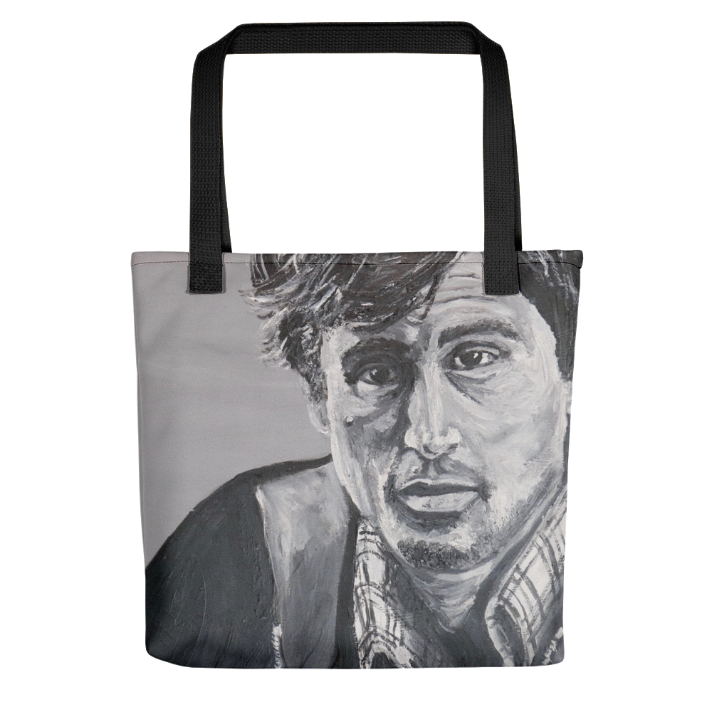 Robert De Niro Icons of the 70's Tote Bag