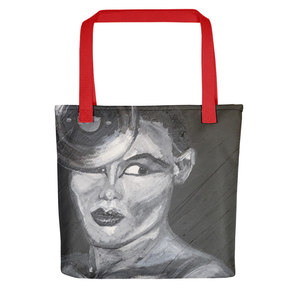 Grace Jones Icons of the 70's Tote bag