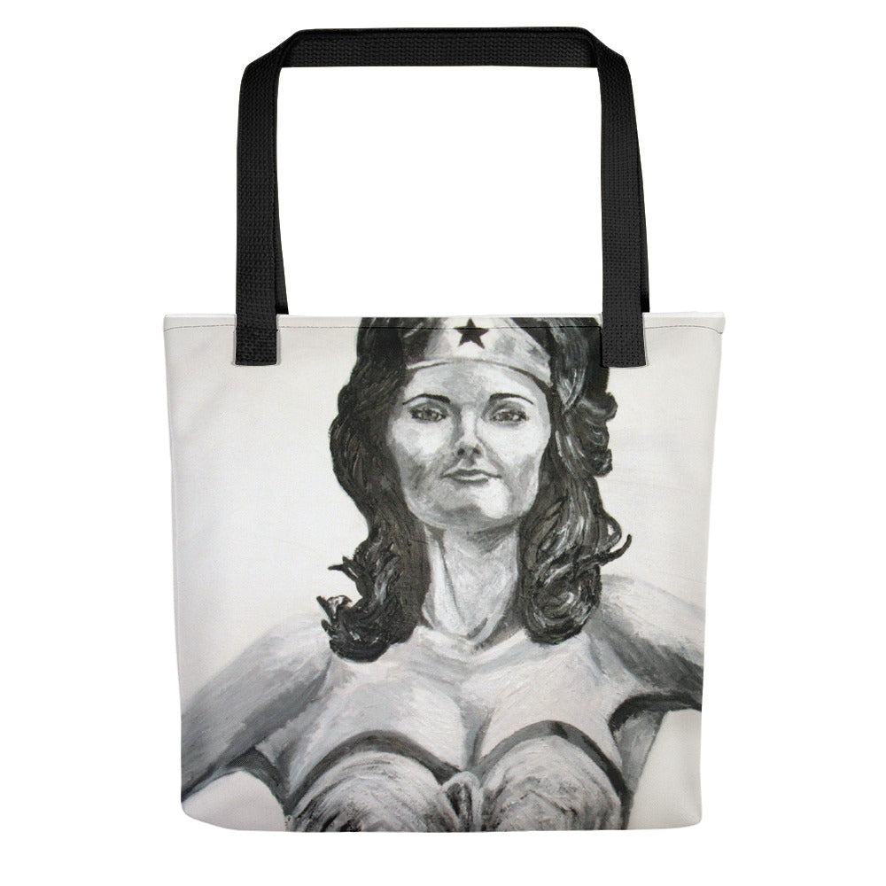 Wonder Women Icons of the 70's Tote bag