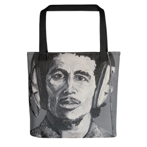 Bob Marley Icons of the 70's Tote bag