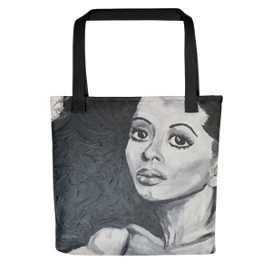 Diana Ross Icons of the 70's Tote Bag
