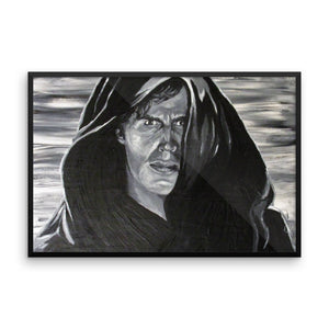 1 of 3 Skywalkers Framed Poster Anakin