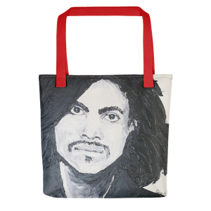 Prince Icons of the 70's Tote bag