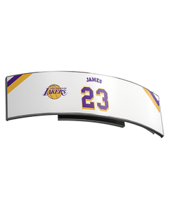 LEBRON JAMES LOS ANGELES LAKERS #23