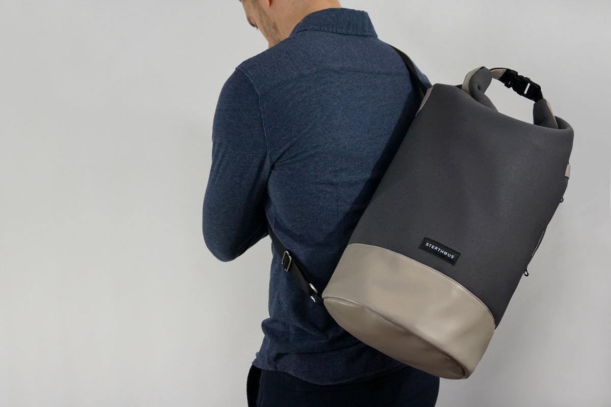 NEOPRENE NAVY BAG