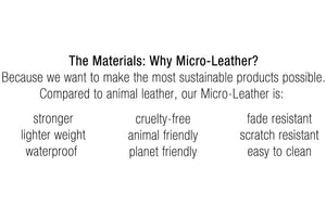 STERTHOUS - vegan leather | sustainable product design