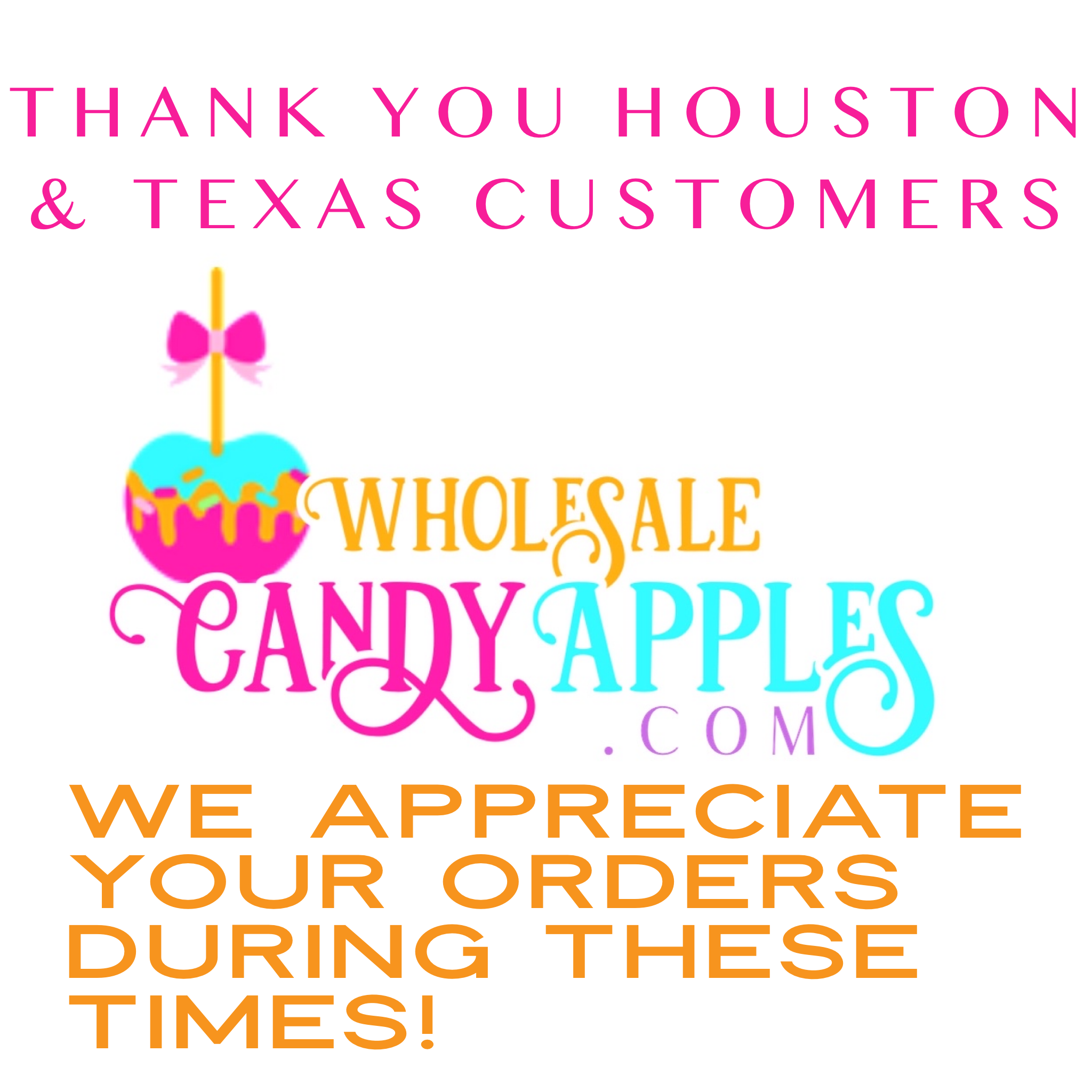 wholesalecandyapples.com