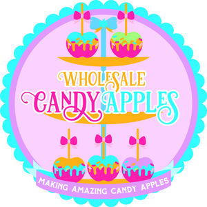 wholesale bulk candy apples