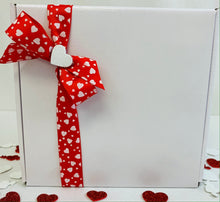 Valentine Heart Hard Candy Apple Gift Box