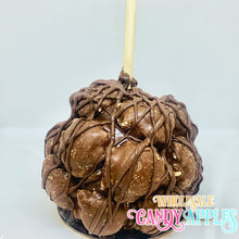 Mini Caramel Apple With Turtle Pecan Clusters
