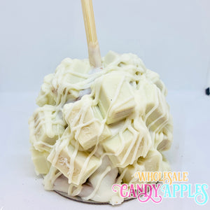 Mini Caramel Apple With White Chocolate Kit Kat