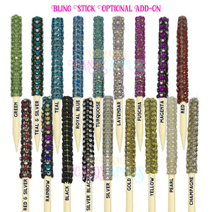 Candy Apple Bling Sticks