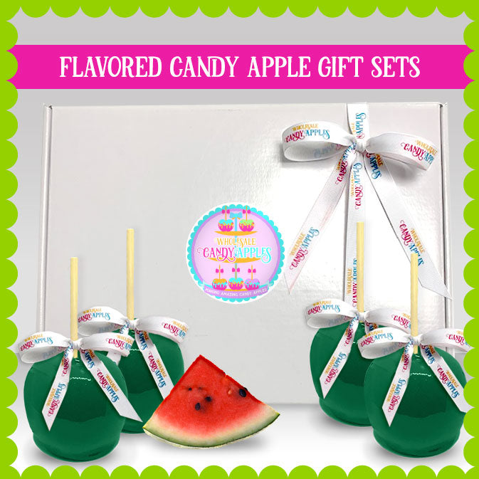 Flavored Candy Apple Gift Pack