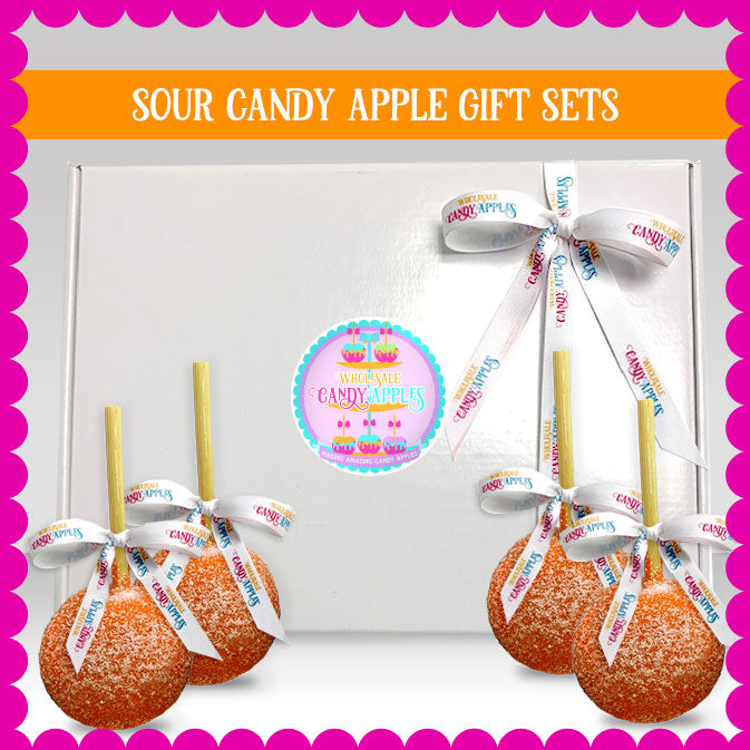 Sweet & Sour Candy Apple Gift Pack