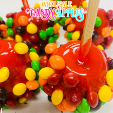 Mini Candy Apple with Skittles