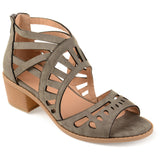 Brinley Co. Womens Casual Sandal